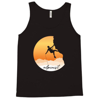 Alpinist Tank Top Designed By Gurkan