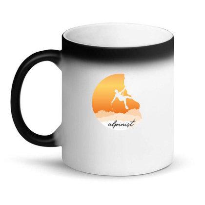 Alpinist Magic Mug Designed By Gurkan