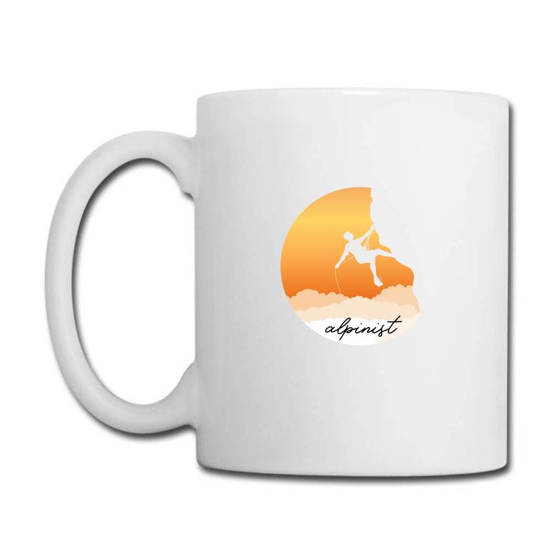 Alpinist Coffee Mug | Artistshot