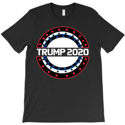 Trump 2020 T-shirt Designed By Bettercallsaul