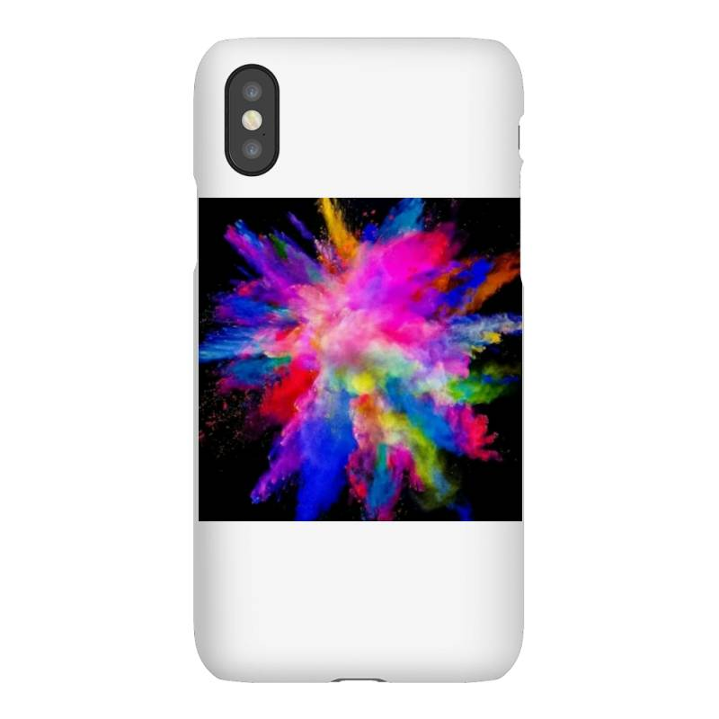 Colour Iphonex Case | Artistshot