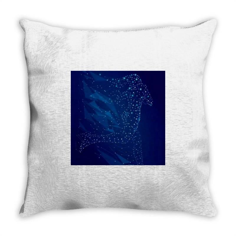 Doping Throw Pillow | Artistshot