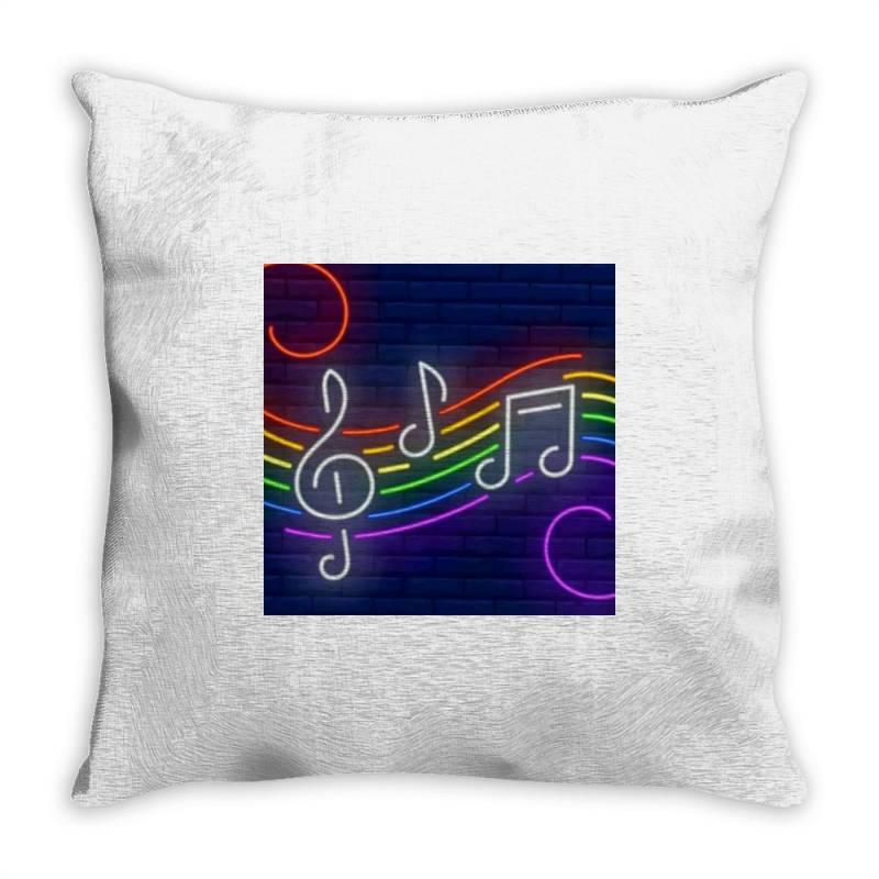 Song Throw Pillow | Artistshot