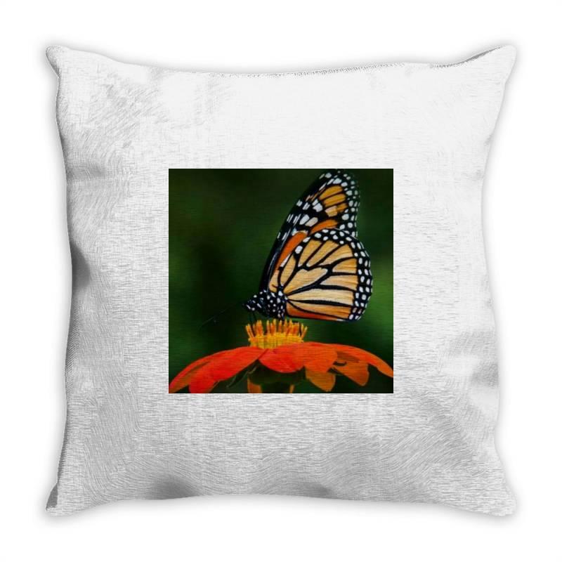 Butterflies Throw Pillow | Artistshot
