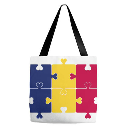 Flag Of Chad Tote Bags Designed By Alamy