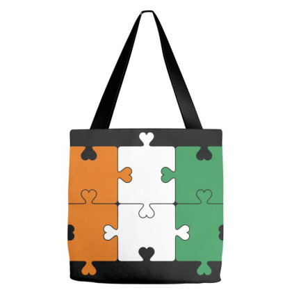 Flag Of Ivory Coast  ( Flag Of Côte D'ivoire) Tote Bags Designed By Alamy