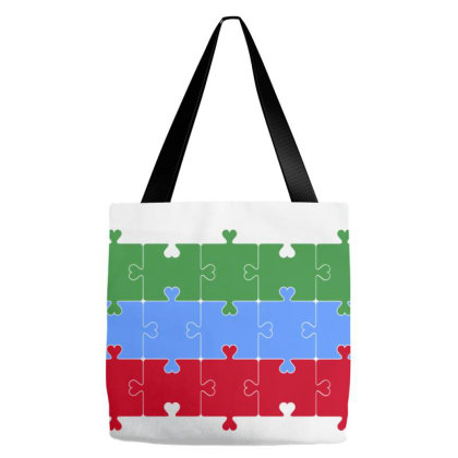 Flag of dagestan Tote Bags Designed By Alamy