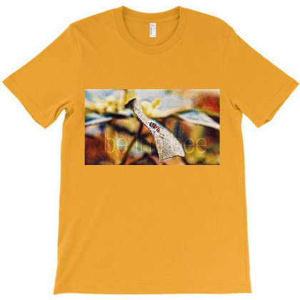 Be The Bee T-shirt Designed By Kertu