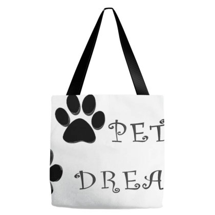 Pet Dreams Tote Bags Designed By Ranjith Narayan