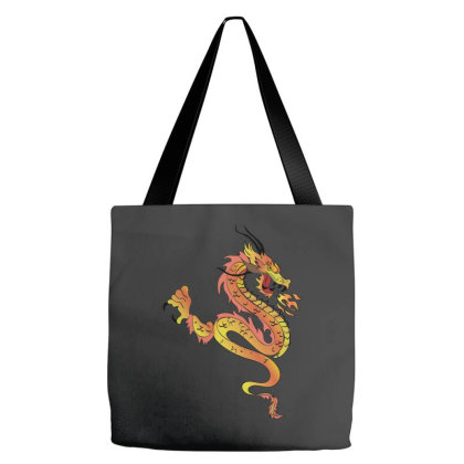 Dragon Tote Bags Designed By Surbhirani_12