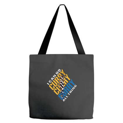 Curry I Can Do All Thing Tote Bags Designed By Dhigraphictees