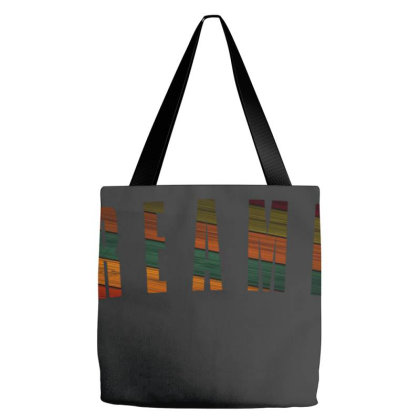 Dreamer Tote Bags Designed By Dhigraphictees