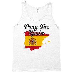 pray for spain for light Tank Top | Artistshot