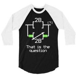 Electrical Engineer 3/4 Sleeve Shirt   Artistshot