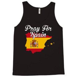 pray for spain for dark Tank Top | Artistshot
