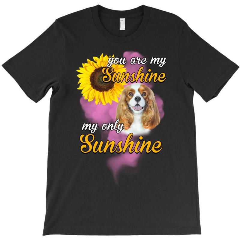 Cavalier King You Are My Sunshine T-shirt | Artistshot
