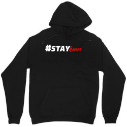 #stayhome for dark Unisex Hoodie   Artistshot