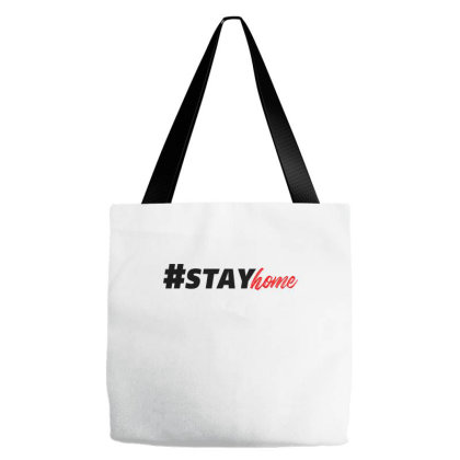 #stayhome For Light Tote Bags Designed By Gurkan