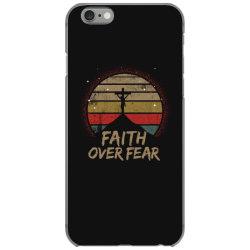 faith over fear iPhone 6/6s Case | Artistshot