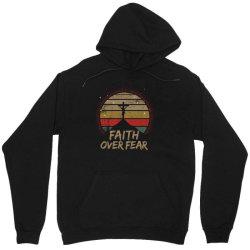 faith over fear Unisex Hoodie | Artistshot