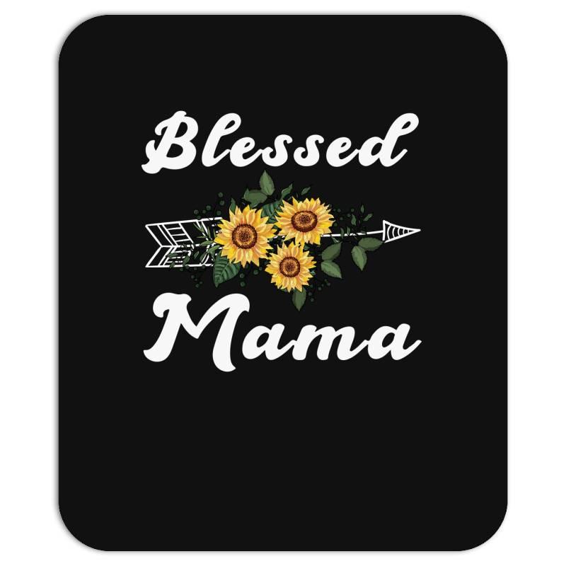 Blessed Mama For Dark Mousepad | Artistshot