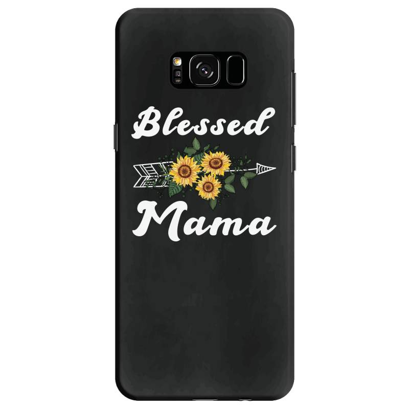 Blessed Mama For Dark Samsung Galaxy S8 Case | Artistshot
