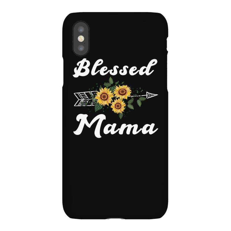 Blessed Mama For Dark Iphonex Case | Artistshot