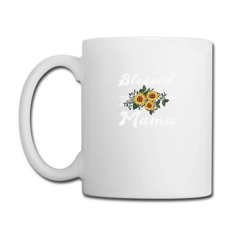 Blessed Mama For Dark Coffee Mug | Artistshot