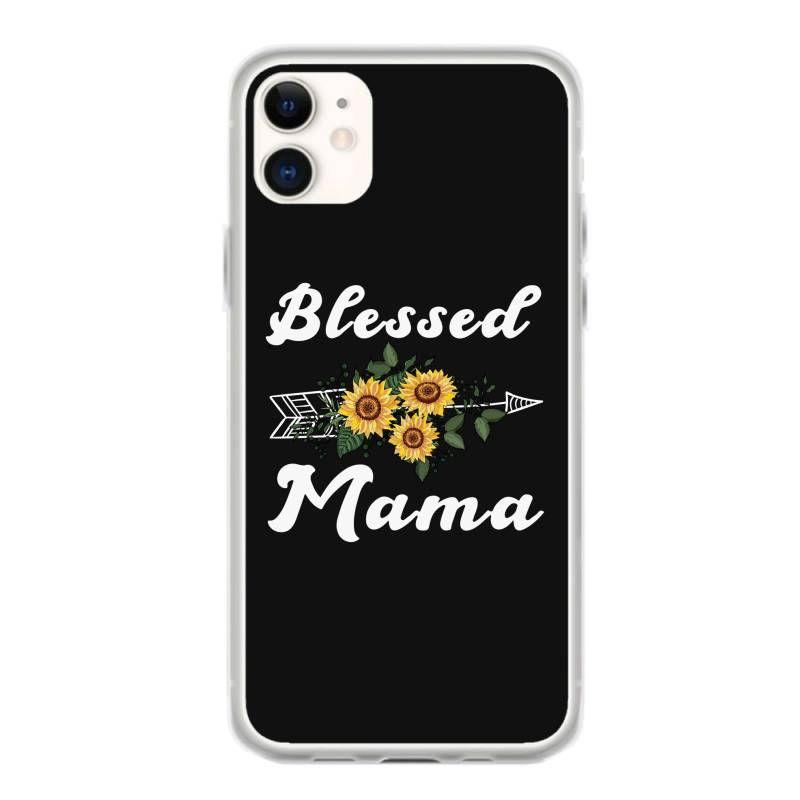 Blessed Mama For Dark Iphone 11 Case | Artistshot