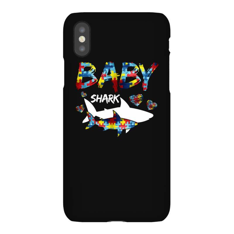 Baby Shark For Dark Iphonex Case | Artistshot