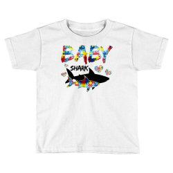 baby shark for light Toddler T-shirt | Artistshot
