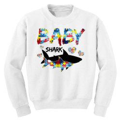 baby shark for light Youth Sweatshirt | Artistshot