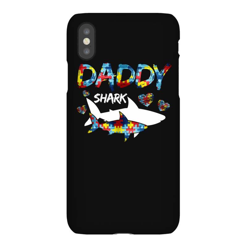 Daddy Shark For Dark Iphonex Case | Artistshot