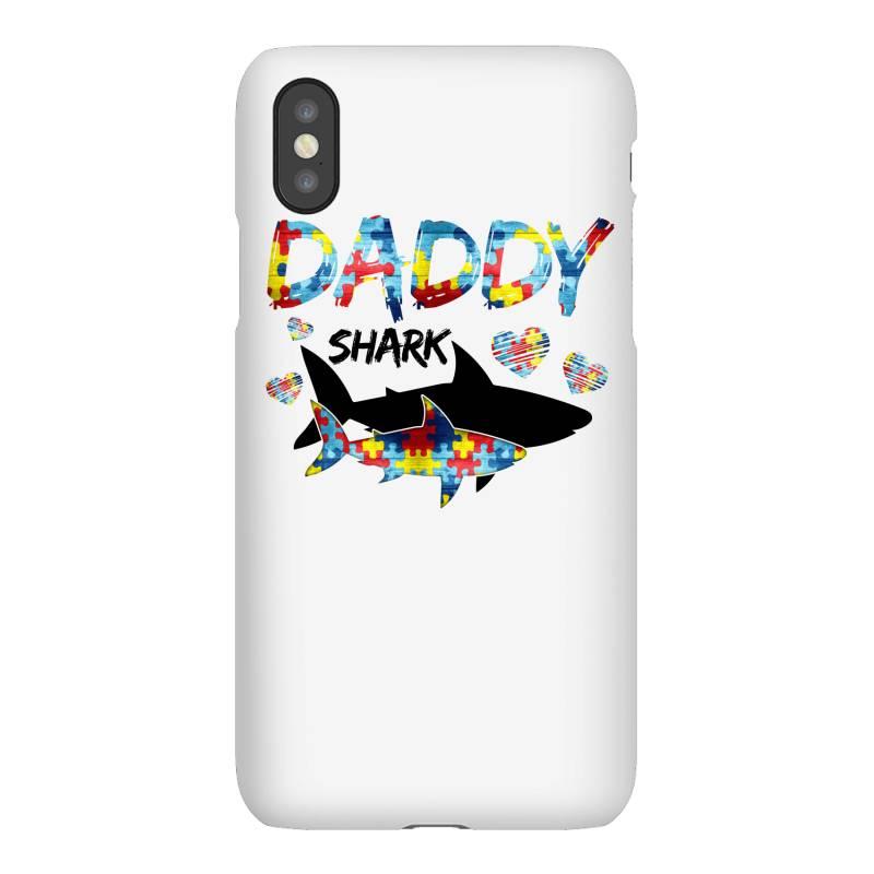 Daddy Shark For Light Iphonex Case | Artistshot