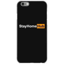 stay home hub iPhone 6/6s Case | Artistshot