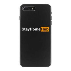 stay home hub iPhone 7 Plus Case | Artistshot