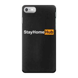 stay home hub iPhone 7 Case | Artistshot