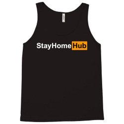 stay home hub Tank Top | Artistshot