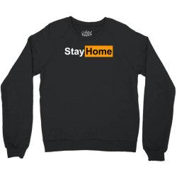 stay home Crewneck Sweatshirt | Artistshot