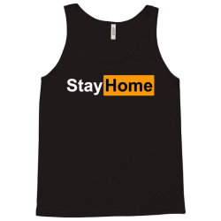 stay home Tank Top | Artistshot