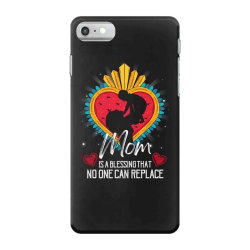 mom is a blessing that no one can replace for dark iPhone 7 Case | Artistshot