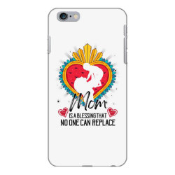 mom is a blessing that no one can replace for light iPhone 6 Plus/6s Plus Case | Artistshot