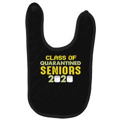 class of quarantined seniors 2020 shirt Baby Bibs   Artistshot