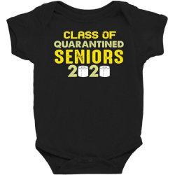 class of quarantined seniors 2020 shirt Baby Bodysuit   Artistshot