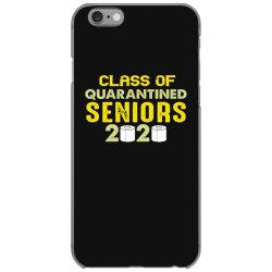 class of quarantined seniors 2020 shirt iPhone 6/6s Case   Artistshot