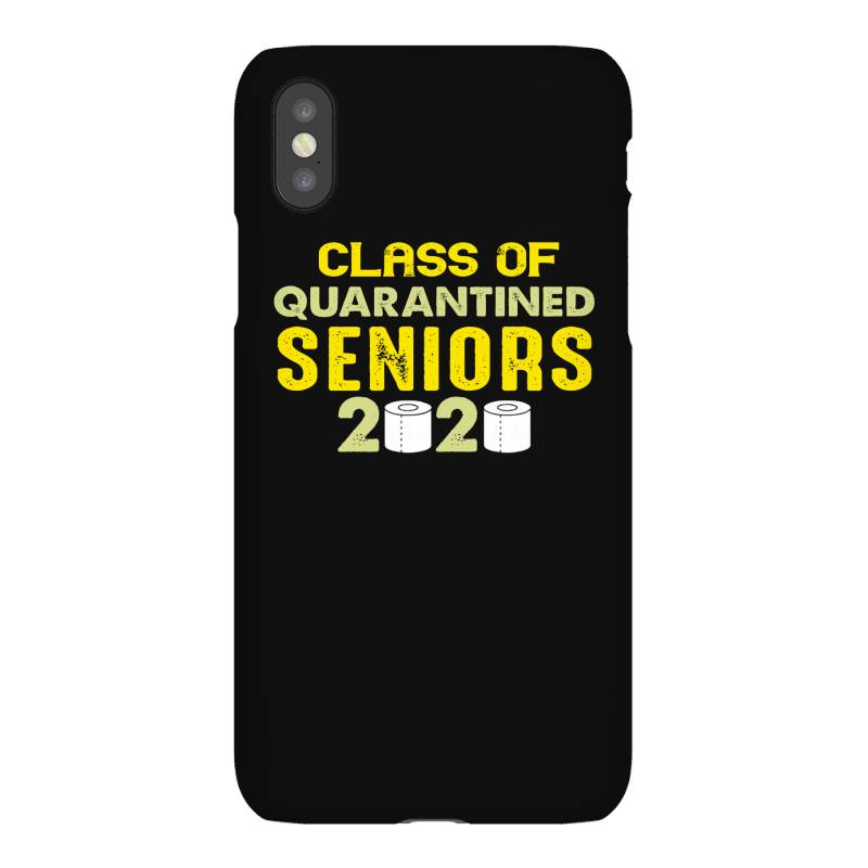 Class Of Quarantined Seniors 2020 Shirt Iphonex Case   Artistshot