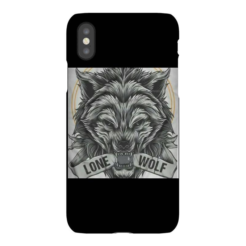 Lone Wolf Iphonex Case | Artistshot
