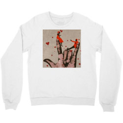 Couple Crewneck Sweatshirt | Artistshot