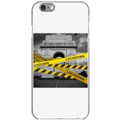 Lockdown iPhone 6/6s Case   Artistshot