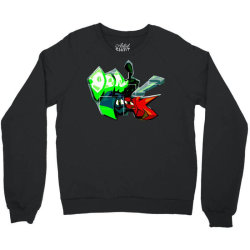 don't look graffiti Crewneck Sweatshirt | Artistshot